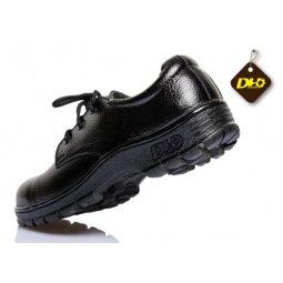 Giày da bảo hộ DH thấp cổ