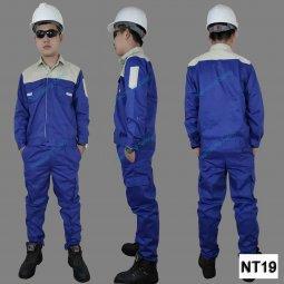 Quần áo bảo hộ lao động NT19
