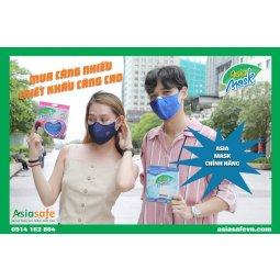 Asia Mask chĩnh hãng 100% giá sỉ cạnh tranh